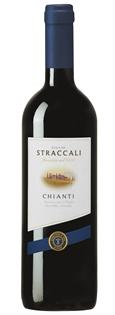 Straccali Chianti 2015 750ml - Case of 12